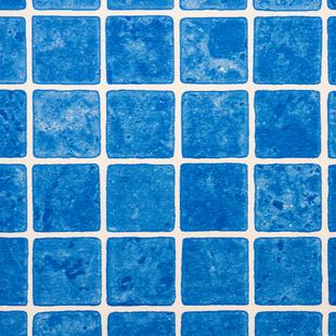 FLAGPOOL ANTISDRUCCIOLO PRINTED BLUE MOSAIC